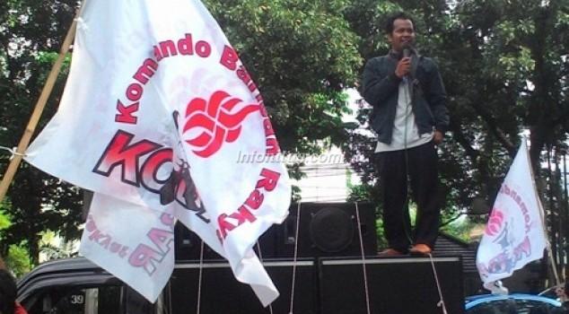 """Komando Barisan Rakyat: """"Tiada Tempat bagi Penista Islam"""
