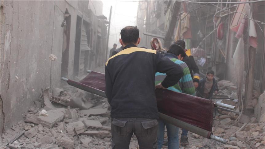Korban Akan Terus Meningkat, Rezim Asad Kembali Bunuh 167